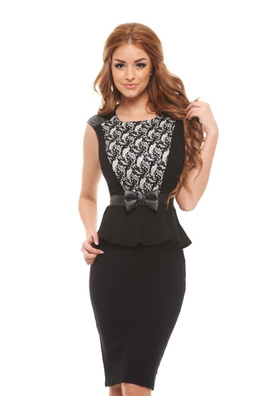 Rochie Fofy Real Princess Black