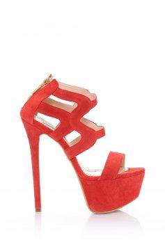 Sandale Mineli Boutique Idealist Red