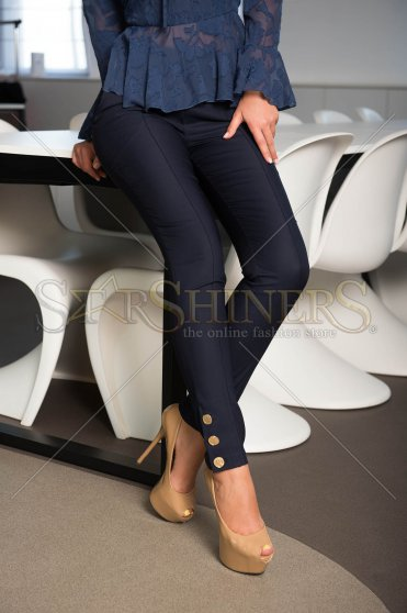 Pantaloni LaDonna Noble Pleasure DarkBlue