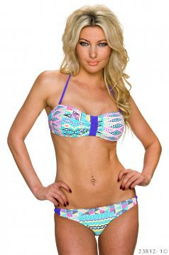 Costum De Baie Sea Wave Mint