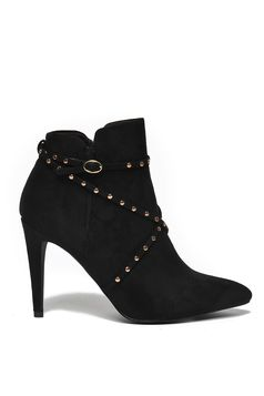 Botine Top Secret S025156 Black