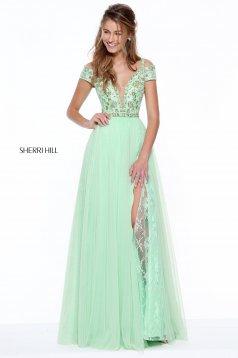 Rochie Sherri Hill 50874 LightGreen
