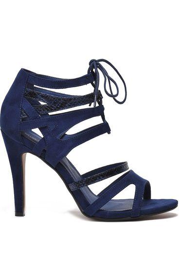 Sandale Top Secret albastre