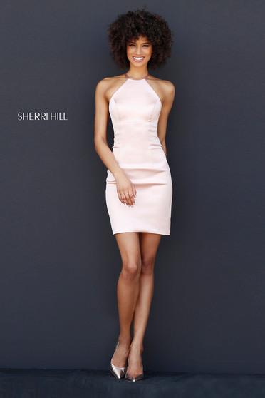 Rochie Sherri Hill 51421 Rosa