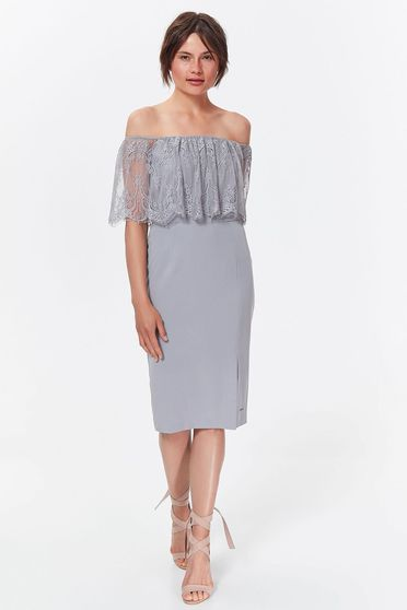 Rochie Top Secret S036148 LightGrey