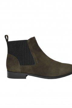 Pantofi Top Secret S039987 Green