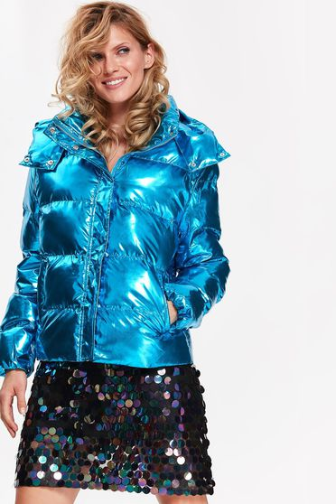Geaca Top Secret S040210 Turquoise