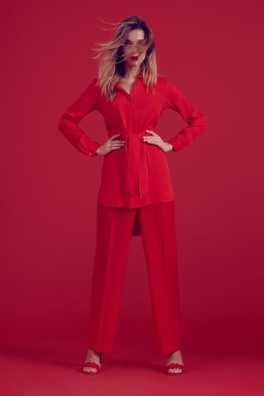 Pantaloni Top Secret S042344 Red