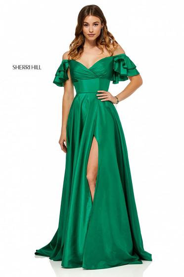 Rochie Sherri Hill 52469 Green