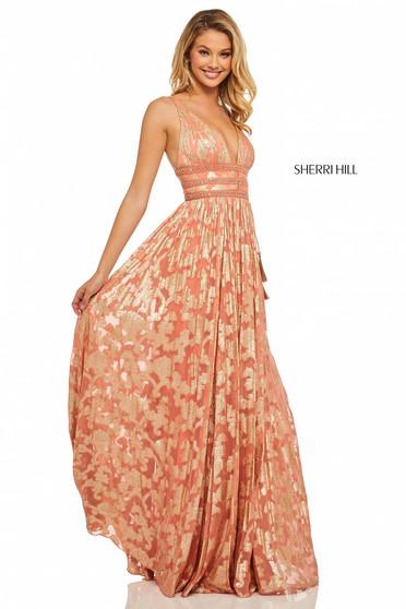 Rochie Sherri Hill 52474 Coral