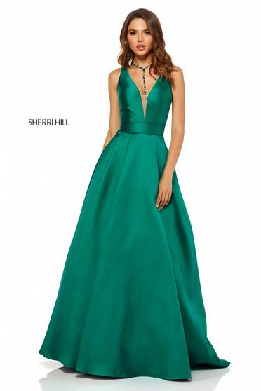 Rochie Sherri Hill 52502 Green