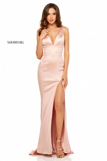 Rochie Sherri Hill 52549 Rosa