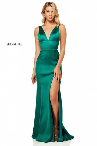 Rochie Sherri Hill 52549 Green