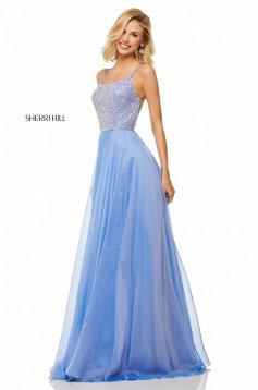 Sherri Hill 52591 LightBlue Dress
