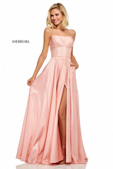 Rochie Sherri Hill 52602 Rosa