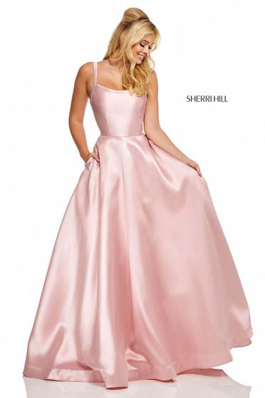 Rochie Sherri Hill 52715 Rosa