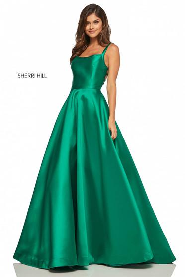 Rochie Sherri Hill 52715 Green