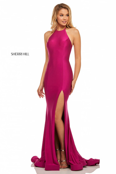 Rochie Sherri Hill 52782 Pink
