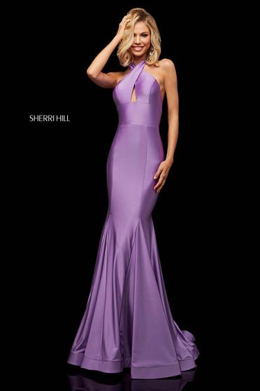 Rochie Sherri Hill 52784 Lila
