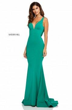 Rochie Sherri Hill 52790 Green