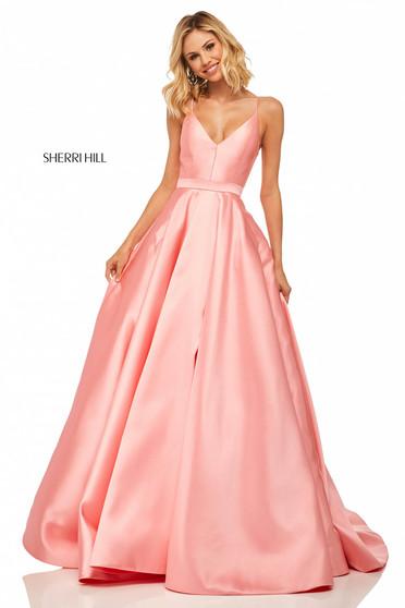 Rochie Sherri Hill 52821 Coral
