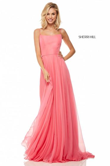 Rochie Sherri Hill 52839 Coral