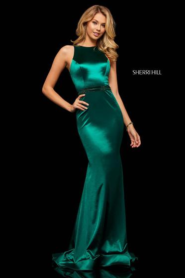 Rochie Sherri Hill 52908 Green