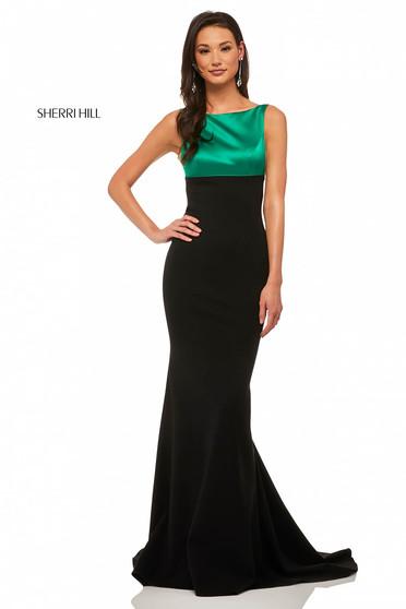 Rochie Sherri Hill 52903 Black