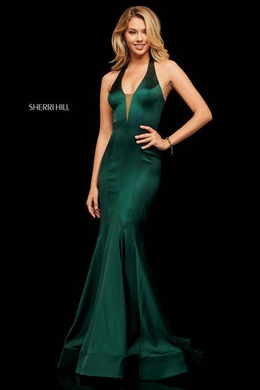 Rochie Sherri Hill 52887 Green