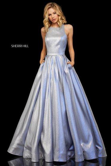 Rochie Sherri Hill 52957 Lilac