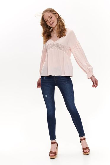 Blugi Top Secret S043150 Blue