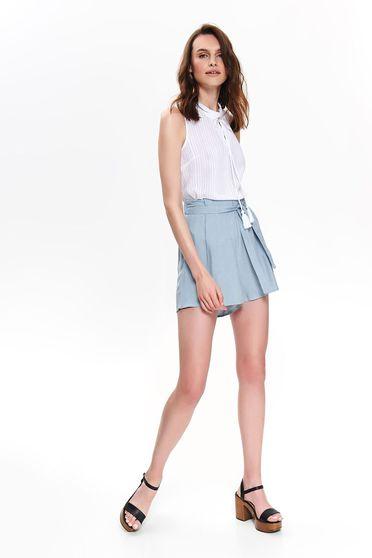 Pantalon Scurt Top Secret S044304 Albastru Deschis