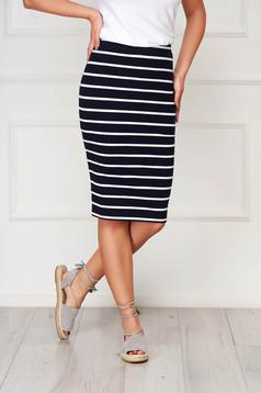 Darkblue skirt