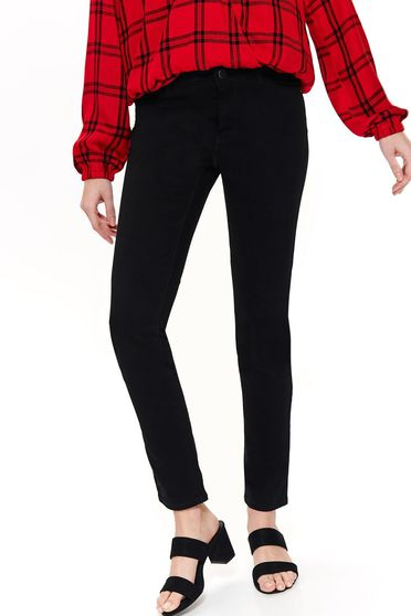Pantaloni Top Secret S047737 Negru