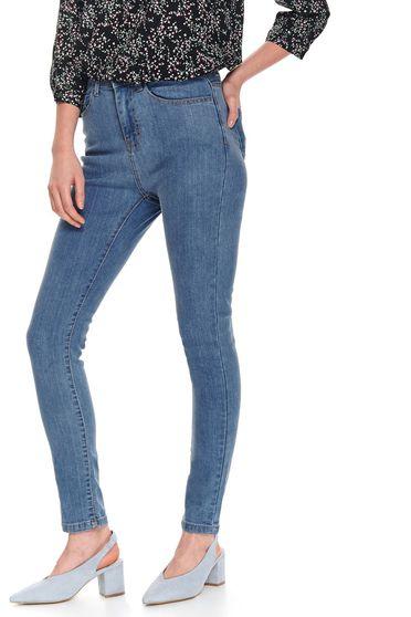 Pantaloni Top Secret S047814 Albastru