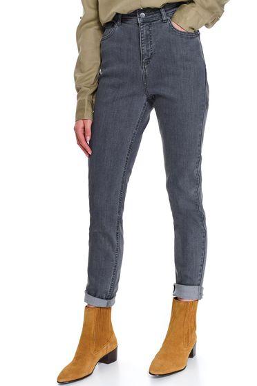 Pantaloni Top Secret S047844 Gri