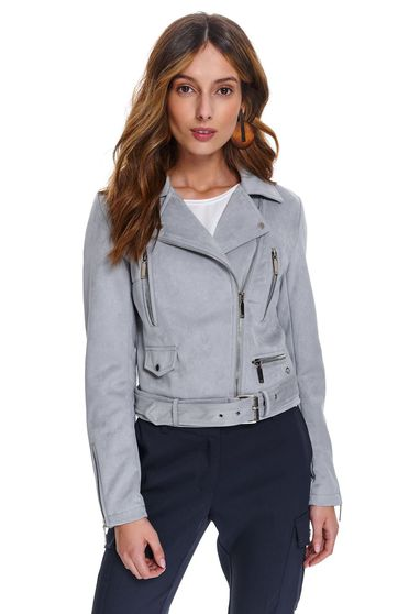 Geaca Top Secret S048012 LightGrey