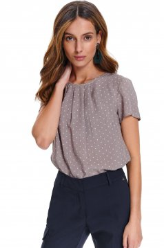 Bluza Top Secret S048023 Alb