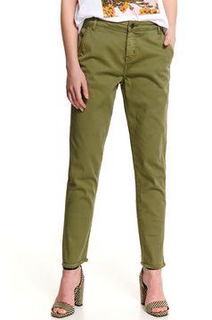Pantaloni Top Secret verzi