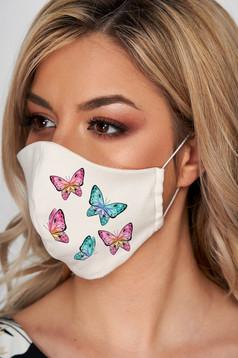 White StarShinerS face masks