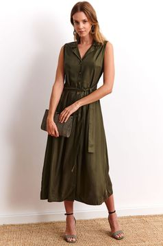 Rochie Top Secret verde