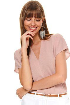 Bluza dama Top Secret roz deschis