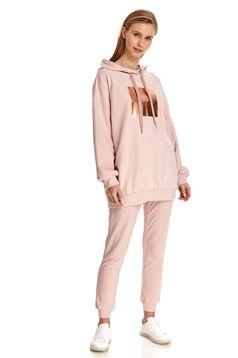 Bluza dama Top Secret roz