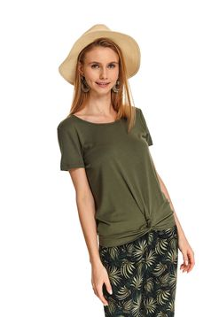 Bluza dama Top Secret verde