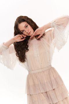 Bluza dama Top Secret crem