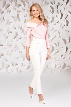 Camasa dama PrettyGirl roz prafuit