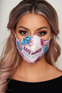 StarShinerS pink face masks