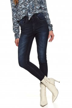 Black jeans skinny jeans high waisted nonelastic cotton