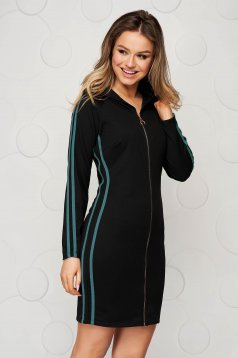 Darkgreen dress